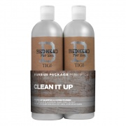 TIGI Tweens For Men Clean Up 2x750ml