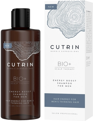 Cutrin BIO+ Energy Boost Shampoo 250ML