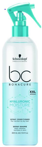 Bonacure XXL Hyaluronic Moisture Kick Spray Conditioner 500ml