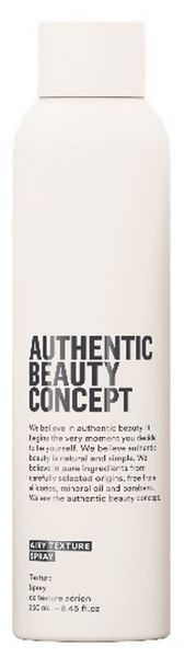AUTHENTIC  BEAUTY CONCEPT, Embrace Styling  Airy Texture Spray 300ml
