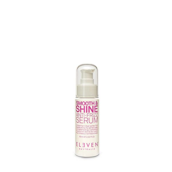 ELEVEN Australia Smooth&Shine Anti-Frizz Serum hoitoseerumi 60ml