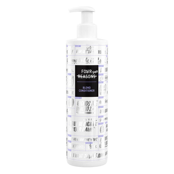 FOUR REASONS Blond Conditioner 500ml