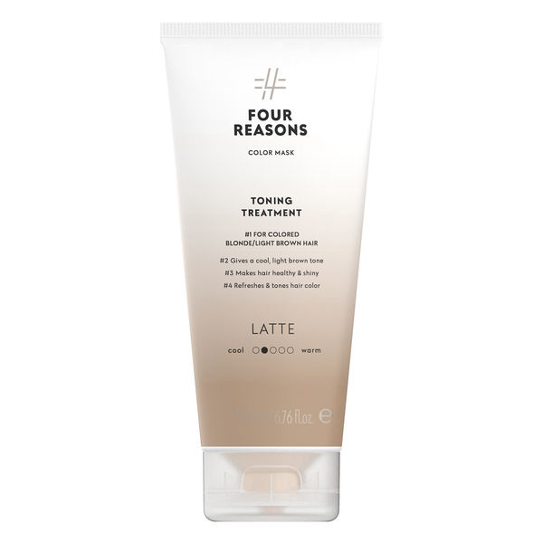Four Reasons Color Mask Toning Treatment Latte 200ml