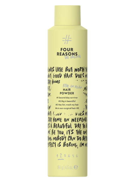 FOUR REASONS Original Hair Powder 250ml