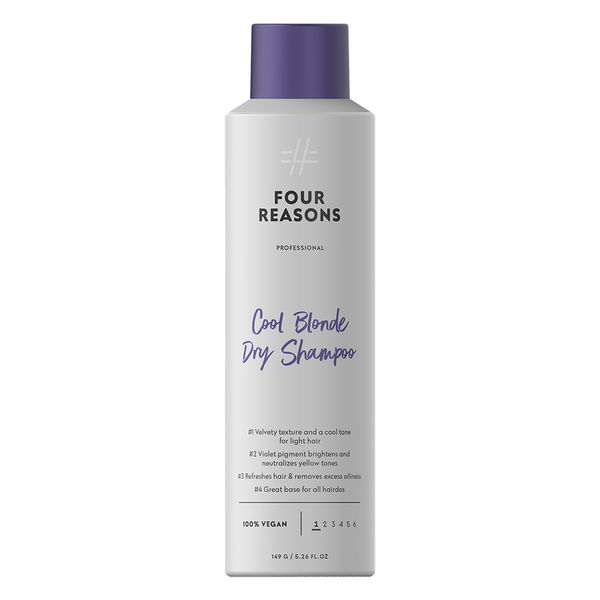 Four Reasons Cool Blonde Dry Shampoo