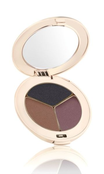 Jane Iredale Purepressed Eye Shadow Triple  luomiväritrio Datenight