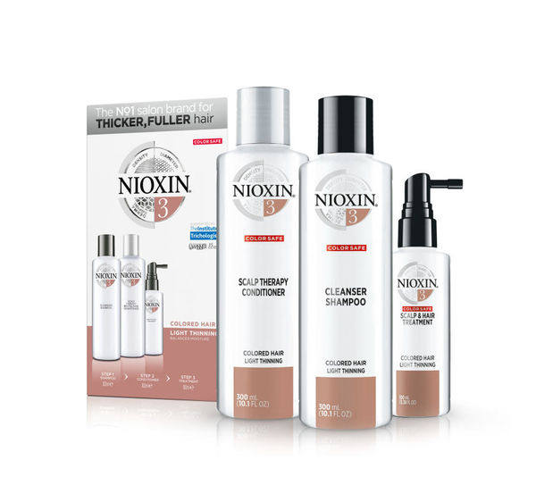 Nioxin 3 Part System No.3