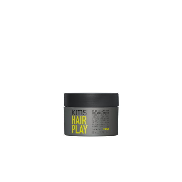 KMS HairPlay Hybrid Claywax 50ml