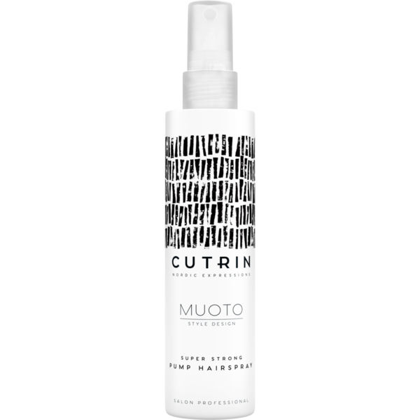 Cutrin Muoto Super Strong Pump hairspray 200ml