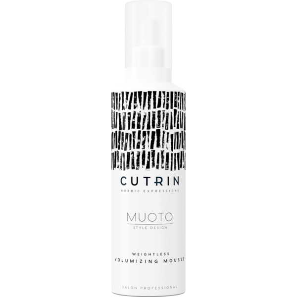 Cutrin Muoto Weightless Volumizing mousse
