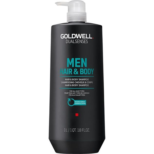 Goldwell Dualsenses Men Hair & Body Shampoo 1L