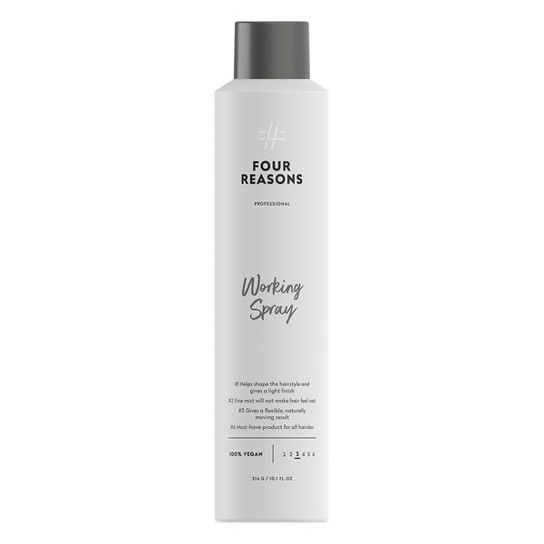 Four Reasons Working Spray 300ml