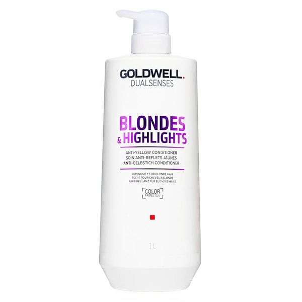 Goldwell Dualsenses Blondes & Hightlights Conditioner 1L